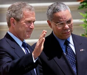 Who Deceived Colin Powell?